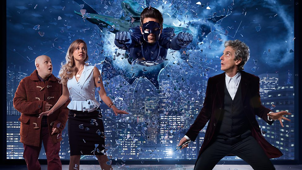 Doctor Who Christmas Special 2016 – The Return of DoctorMysterio