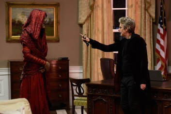 Doctor Who Series 10 Extremis 08