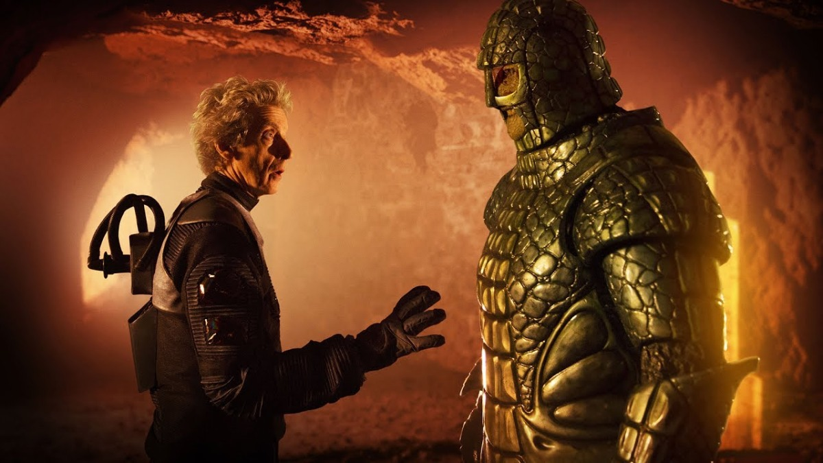 Doctor Who: Season 10, Episode 9 – Empress of Mars