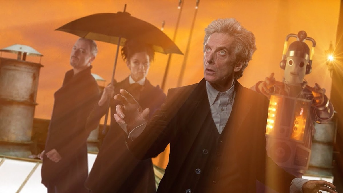 Doctor Who: Season 10, Episode 12 – The Doctor Falls