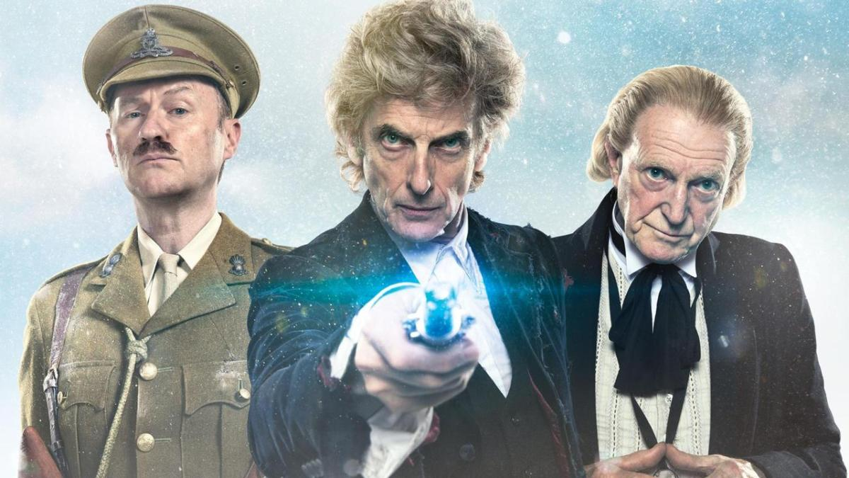 Doctor Who: 2017 Christmas Special – Twice Upon a Time