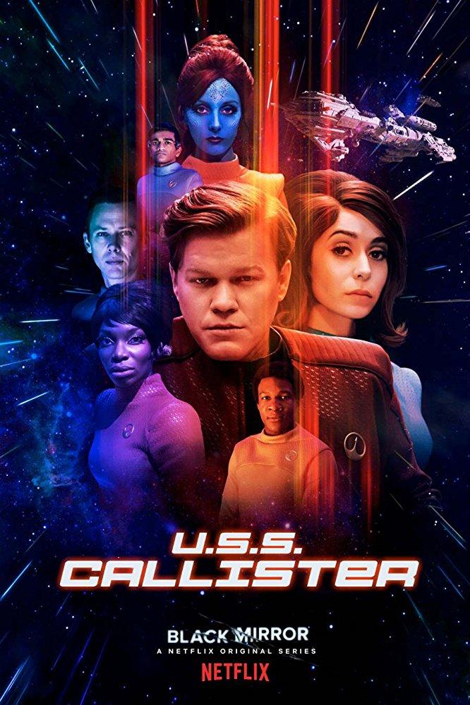 Black Mirror: Season 4, Episode 1 – USSCallister