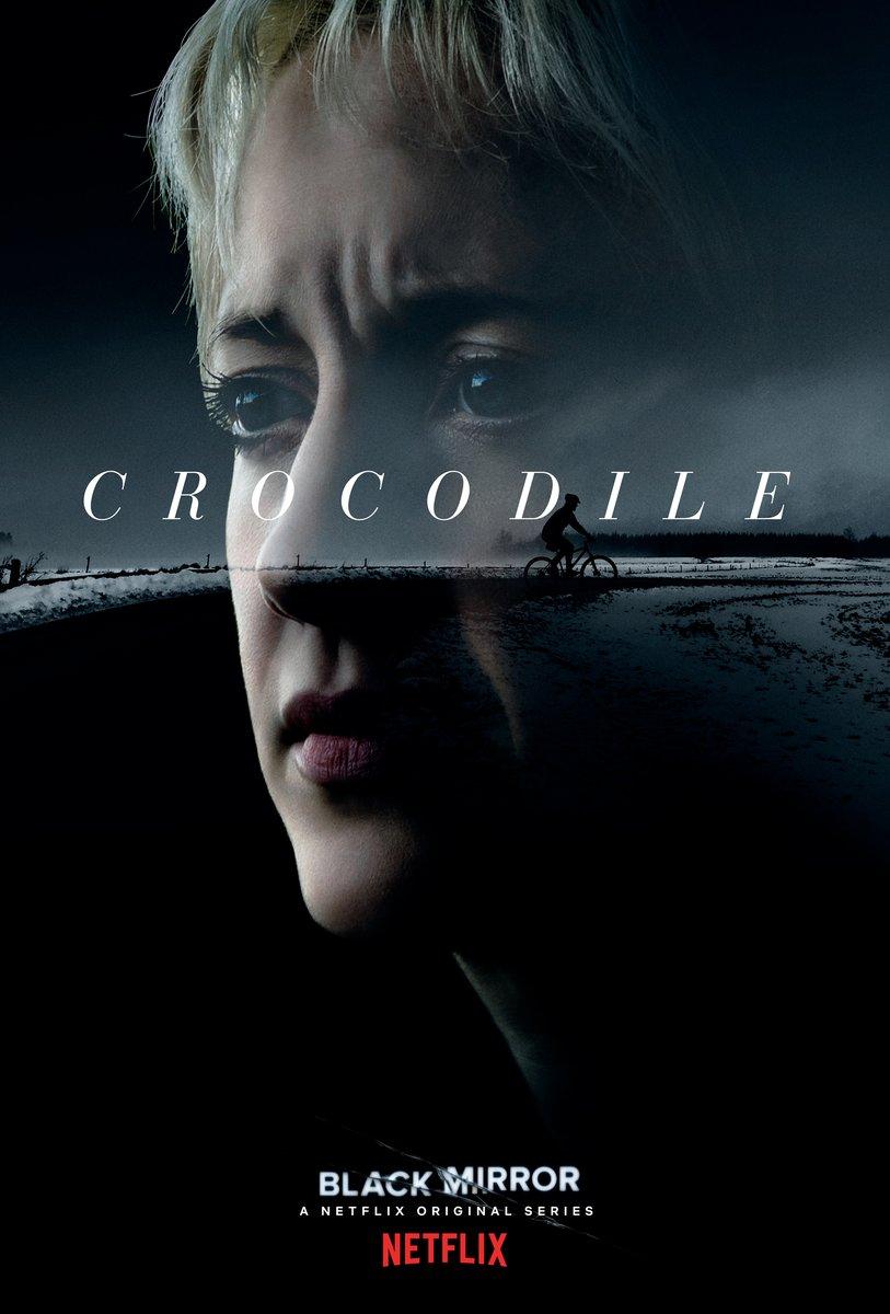 Black Mirror: Season 4, Episode 3 –Crocodile