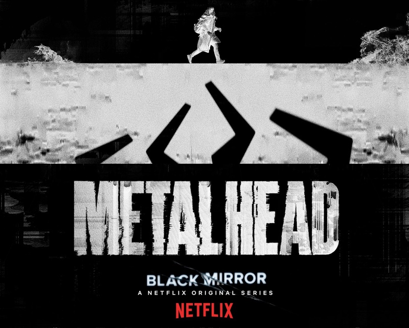 Black Mirror: Season 4, Episode 5 – Metalhead