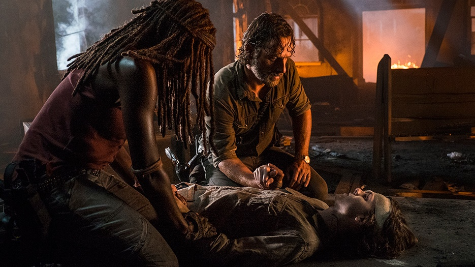 The Walking Dead: Season 8, Episode 9 – Honor