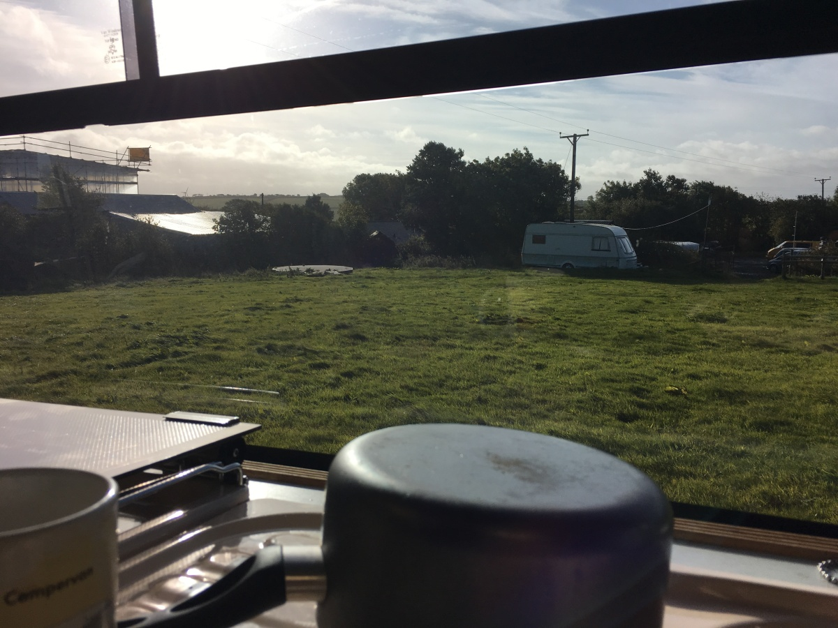 Vanlife, the second week. Day 11:Tuesday