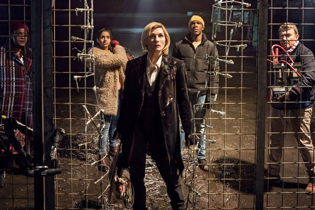 Doctor Who: Season 11, Episode 1 – The Woman Who Fell to Earth