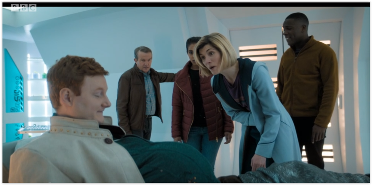 Doctor Who: Season 11, Episode 5 – The Tsuranga Conundrum