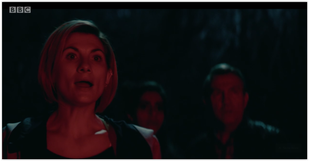 Doctor Who: Season 11, Episode 9 – It Takes You Away