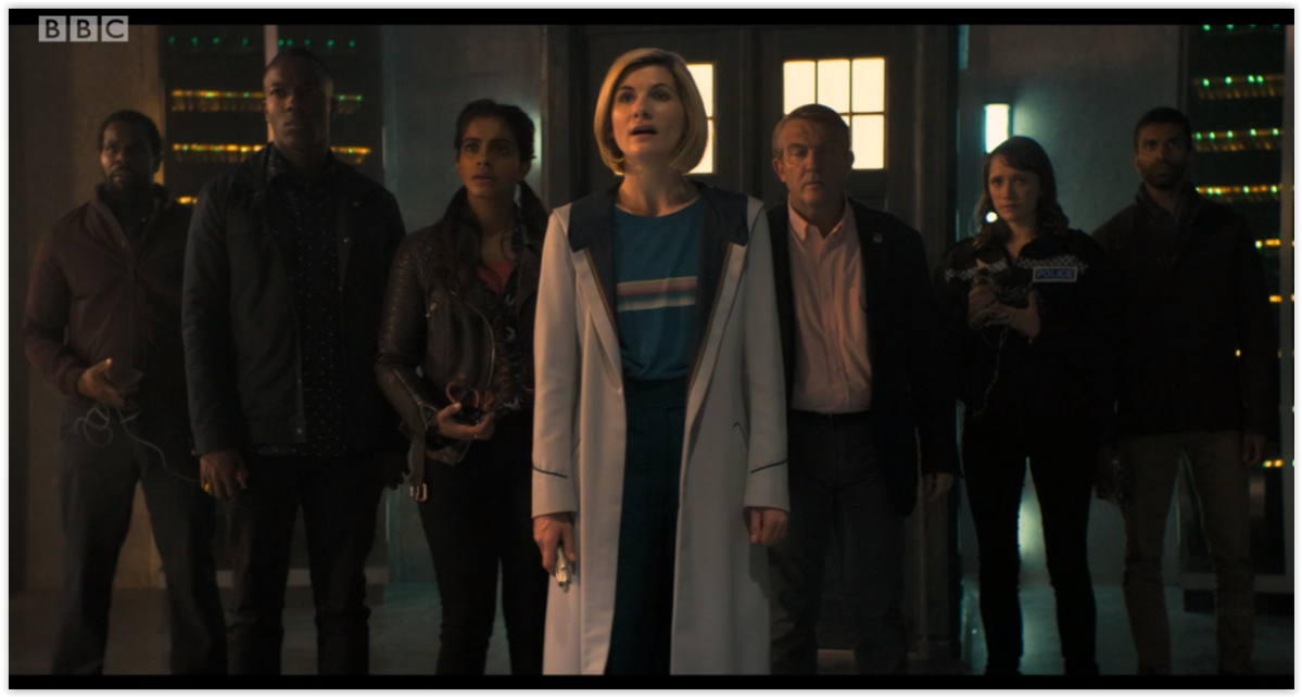 Doctor Who: Season 11, Episode 11 / New Year special – Resolution