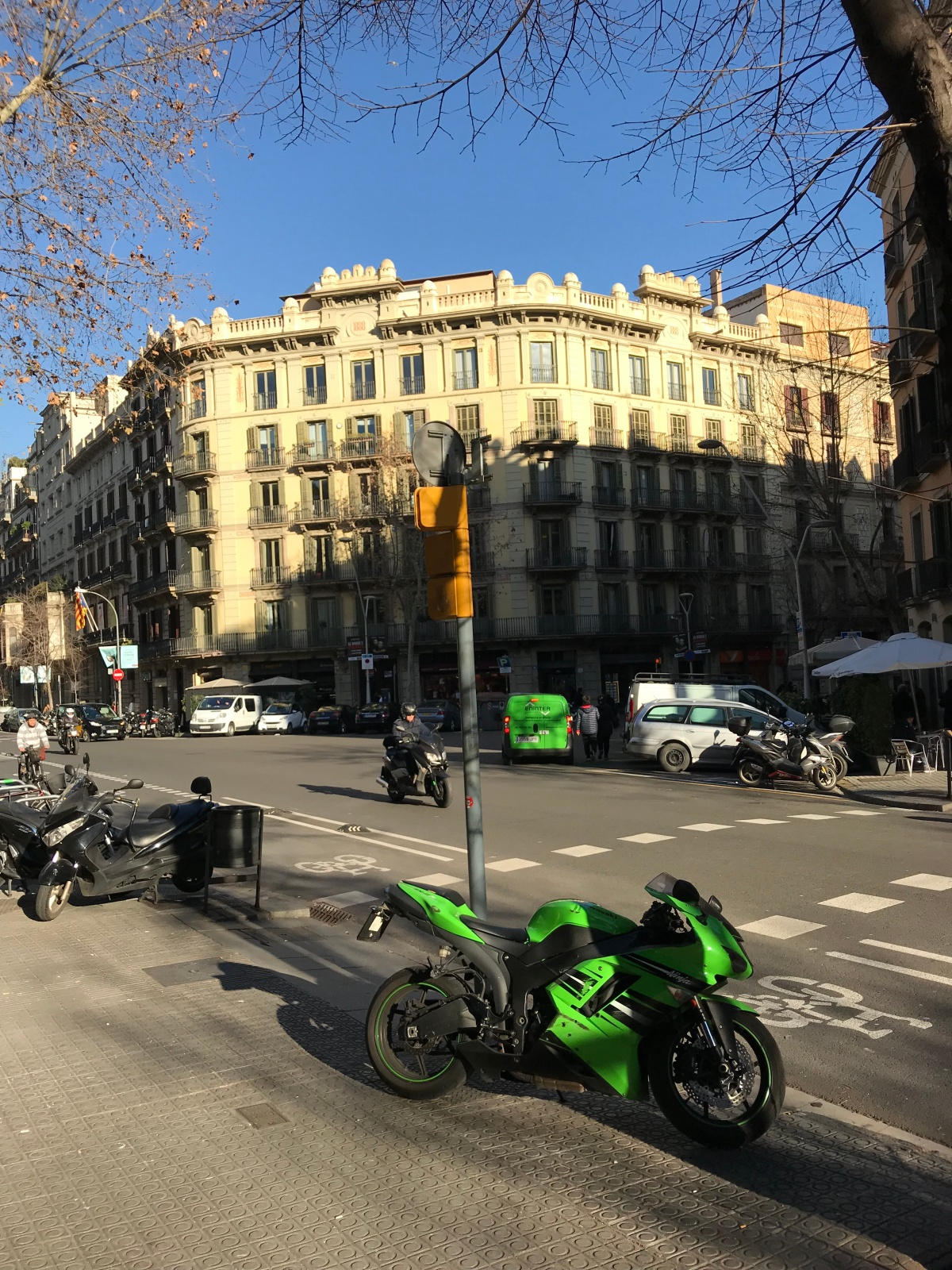 Barcelona – the road back