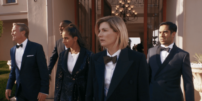 Doctor Who: Season 12, Episodes 1&2 –Spyfall