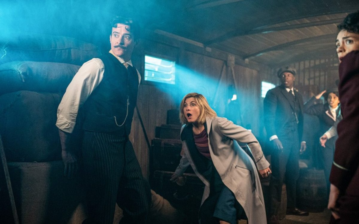 Doctor Who: Season 12, Episode 4 – Nikola Tesla's Night of Terror