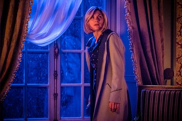 DOCTOR WHO: SERIES 12: EPISODE 08
