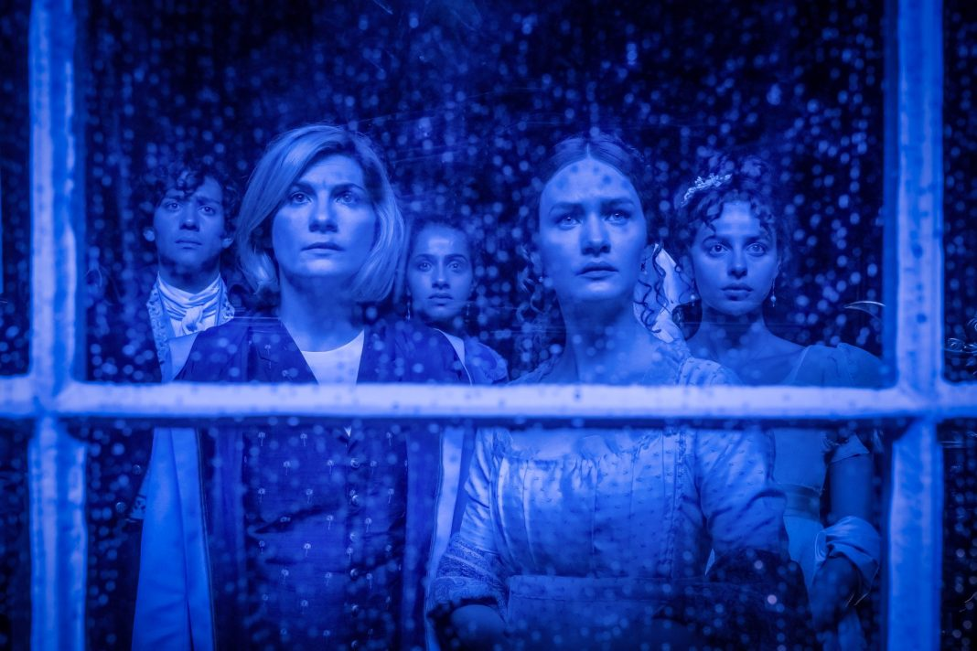 Doctor Who: Season 12, Episode 8 – The Haunting of Villa Diodati